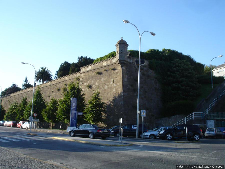 Основной центр судостроения Испании Ферроль, Испания
