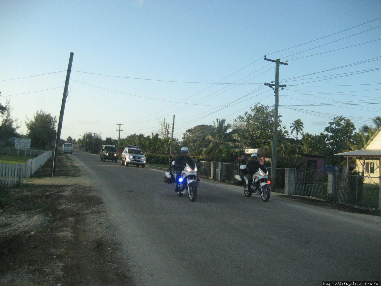 ТОНГА — хотелось бы вернуться Нукуалофа, Тонга