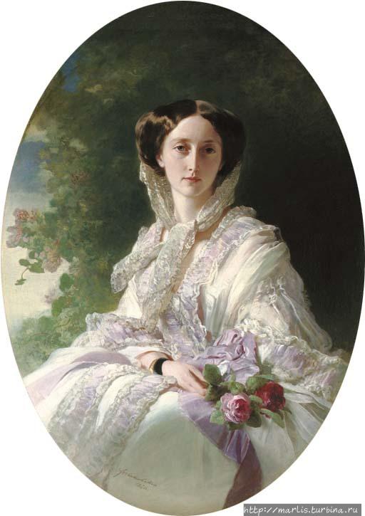 Портрет Ольгаи Николаевны