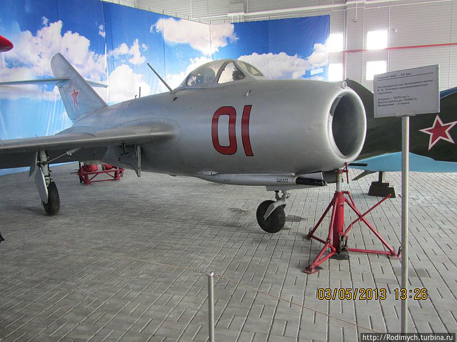 Будущее, на тот момент, авиации МИГ-15бис
