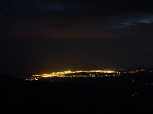 ночной Сочи