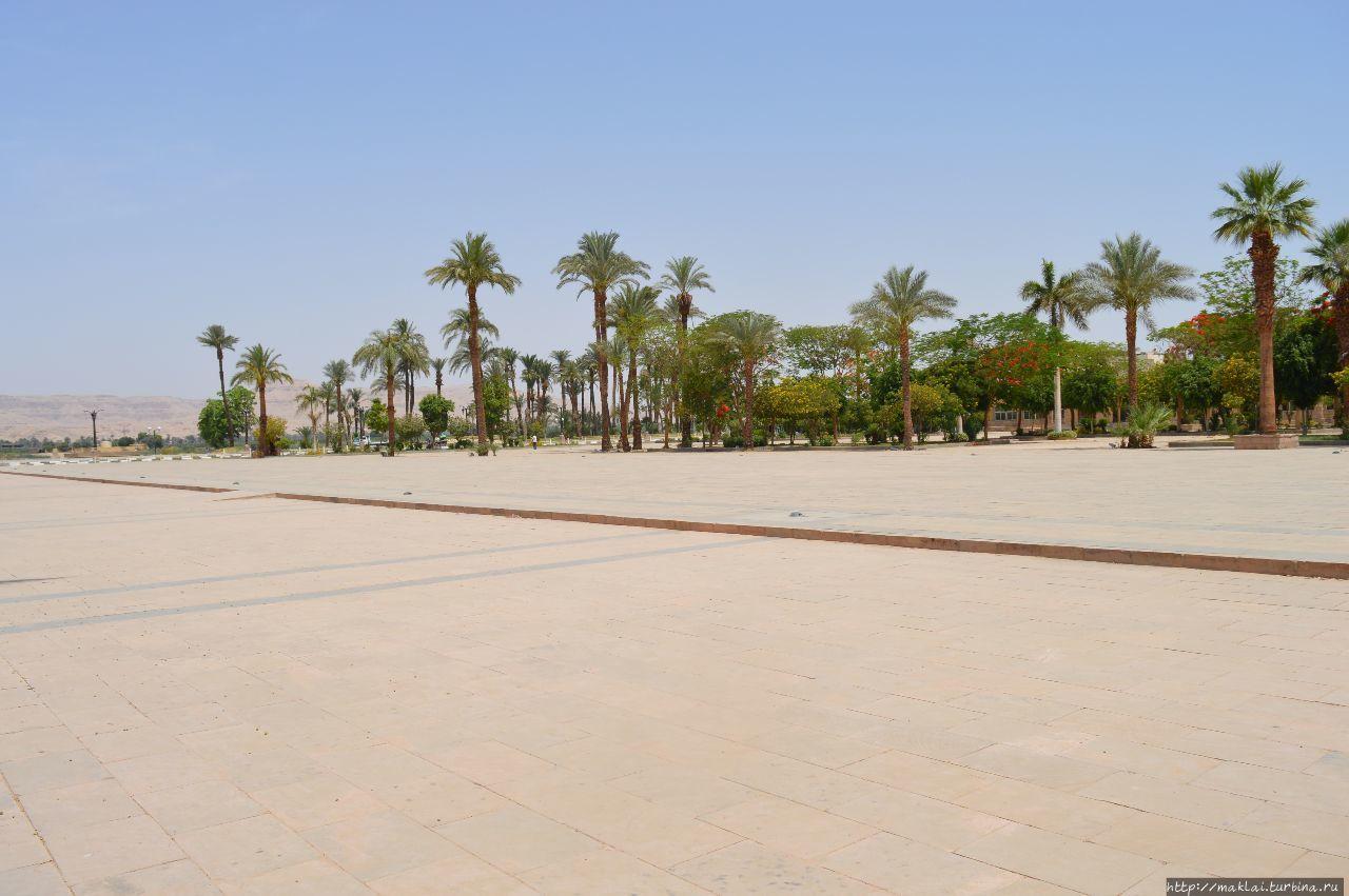 Напрягайте воображение! Луксор, Египет