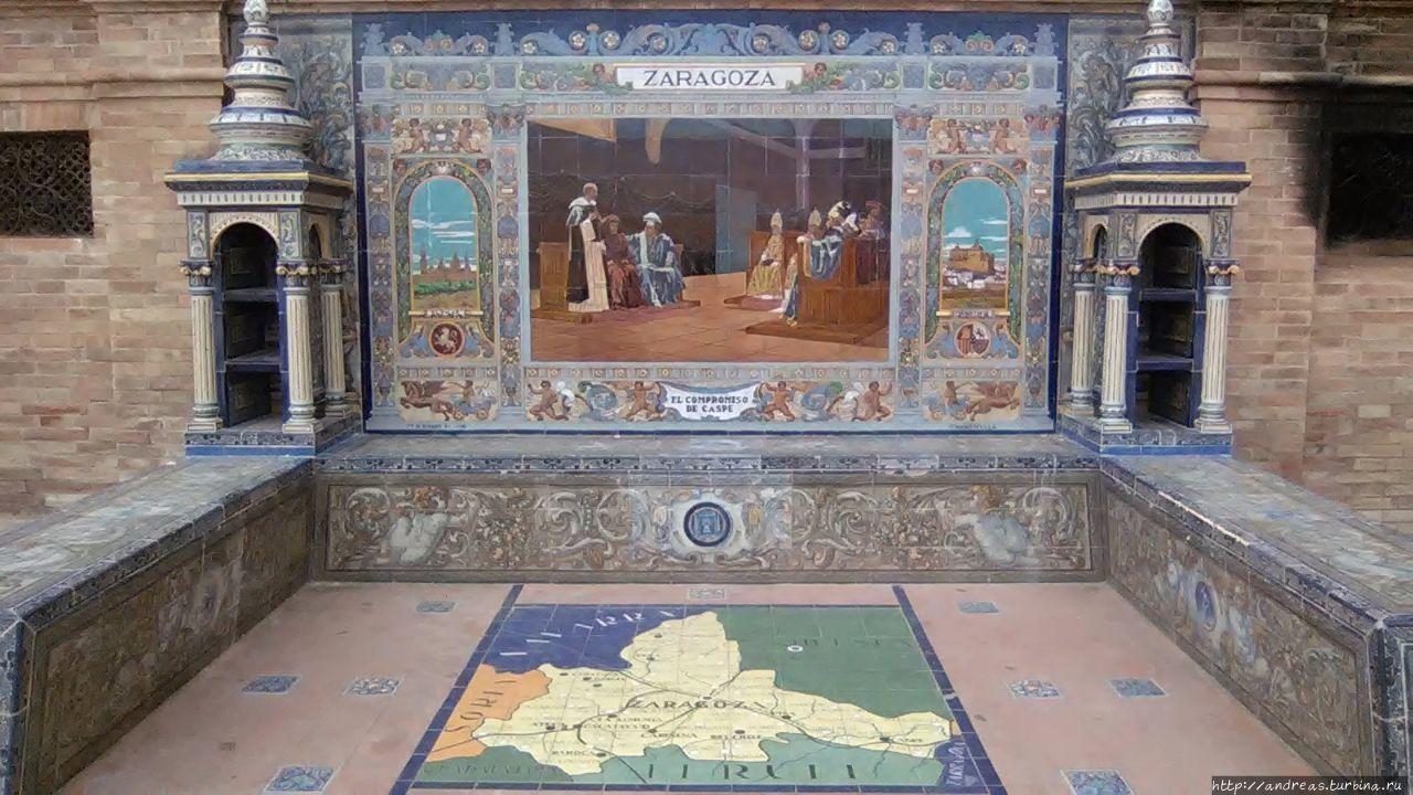Севилья – самый красивый город Испании… после Мадрида Севилья, Испания