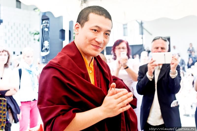 17-й Гьялва Кармапа Тхае