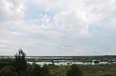 Ну и напоследок, самое главное и долгожданное — разлив Припяти, который можно увидеть если выезжать из Петрикова в сторону Конковичей и Калинковичей(на восток).