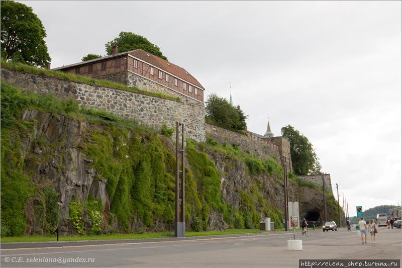 2. На самом деле вдоль крепости идёт дорога, и есть возможность прямо с этой дороги в крепость зайти.   Нужно идти вдоль скалы пока не увидите подъём наверх. Поднявшись вверх, вы окажетесь в некоей точке крепости, откуда можно начинать её обход. Начальная точка определит ваш маршрут и ту последовательность, в которой вы там всё увидите.