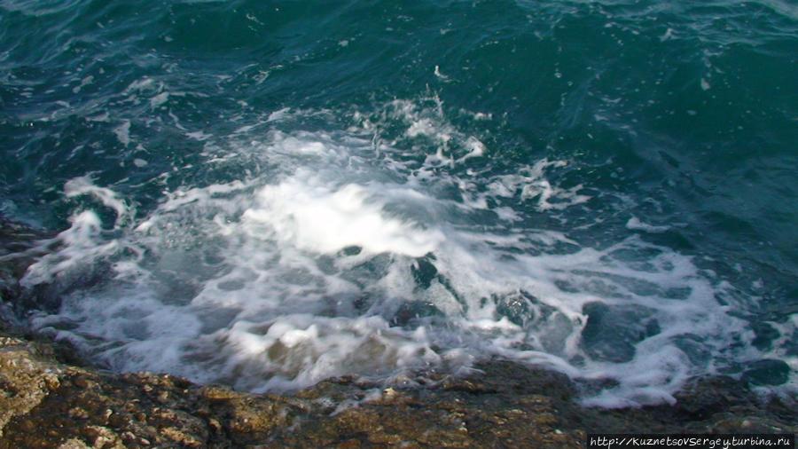 Море Патры, Греция