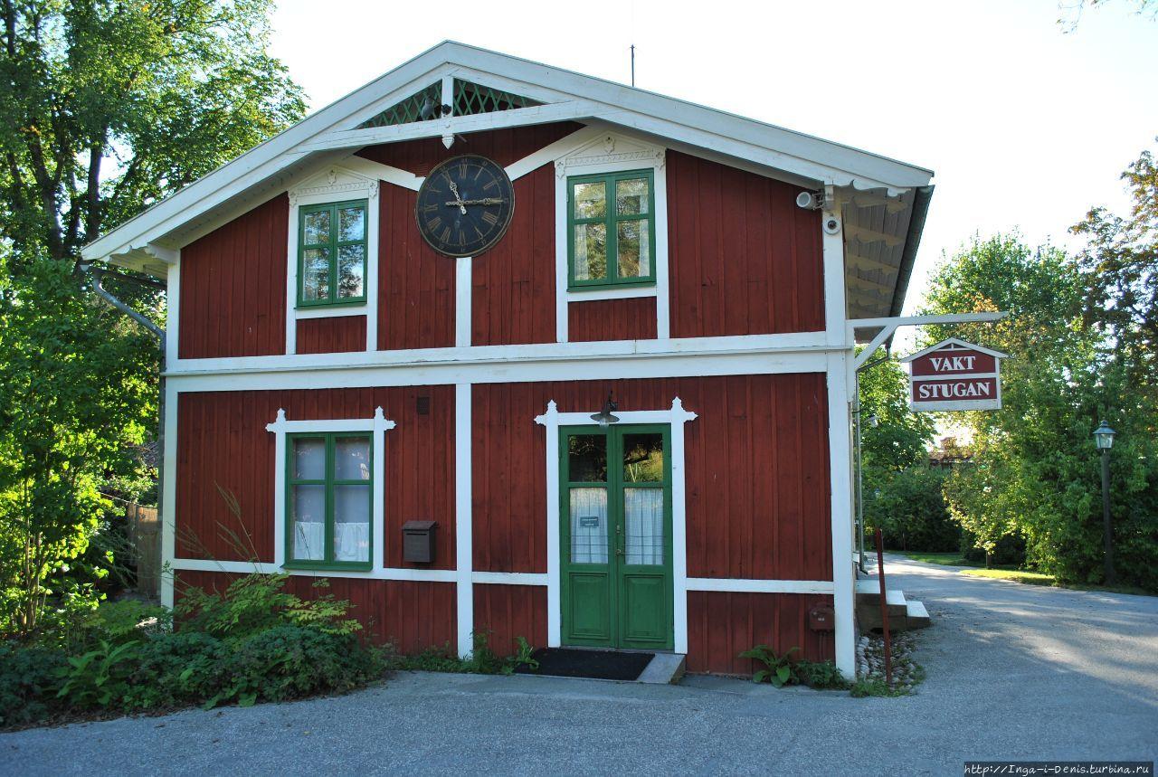Скансен Стокгольм, Швеция