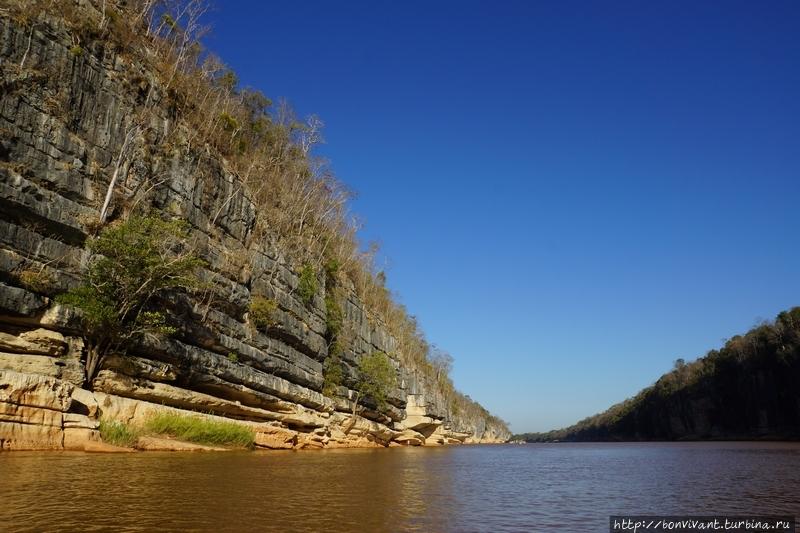 Река Манамболо