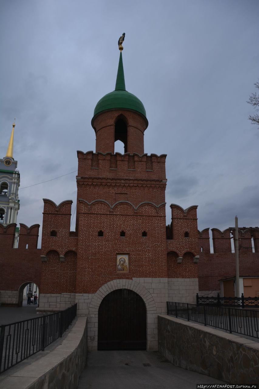 Тульский кремль Тула, Россия