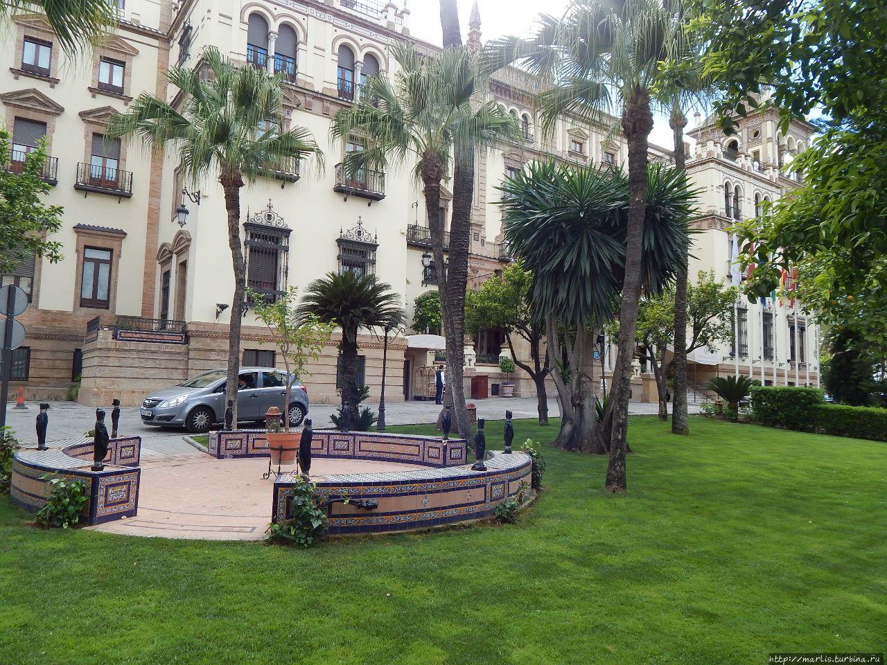 Hotel Alfonso XIII , 1929