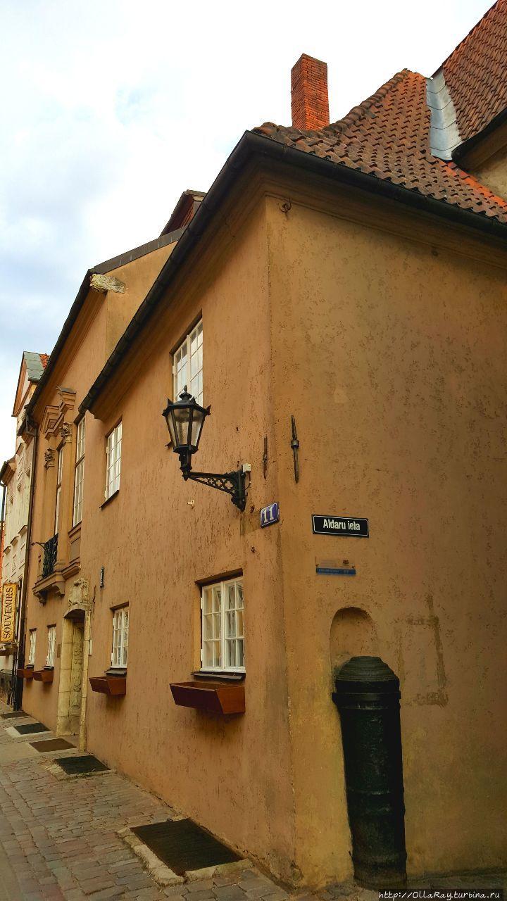 Улочки в Старом городе уз