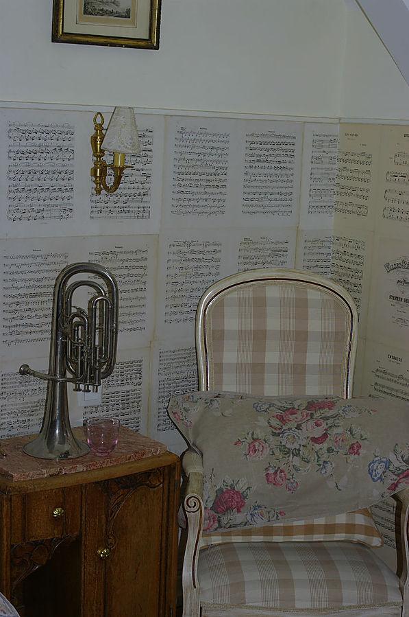 Наша очаровательная комната.