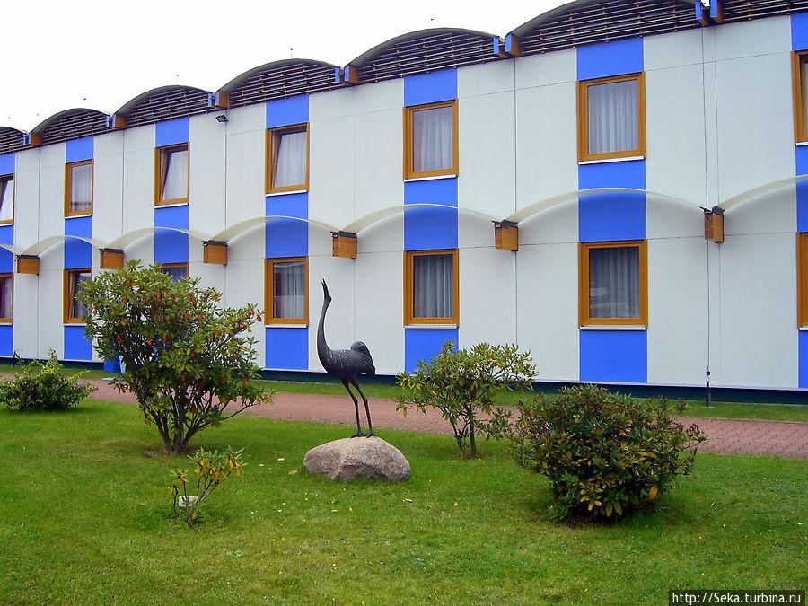 Корпус отеля