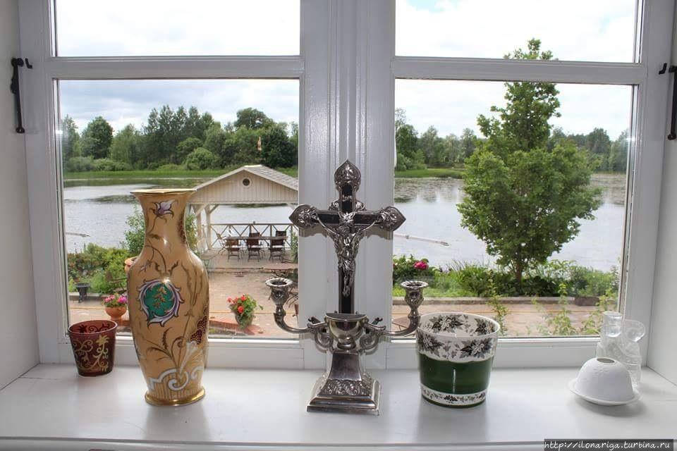 Поместье Кукшу. Приют аристократа Кукшас, Латвия