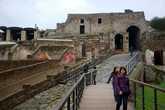 Экскурсия по Помпеям