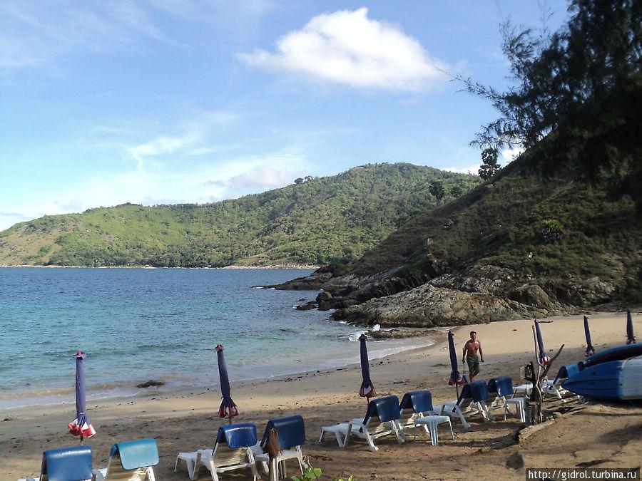 Пляж Yanuy