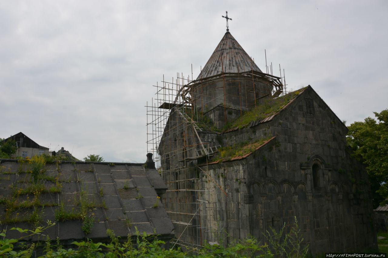 Монастырь Санаин — центр просвещения древней Армении