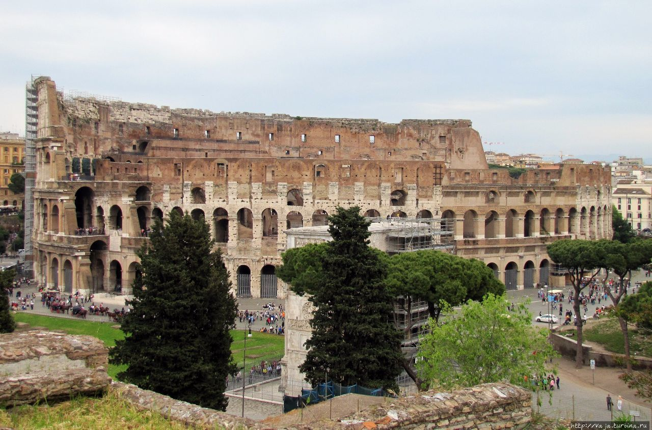 Колизей Рим, Италия