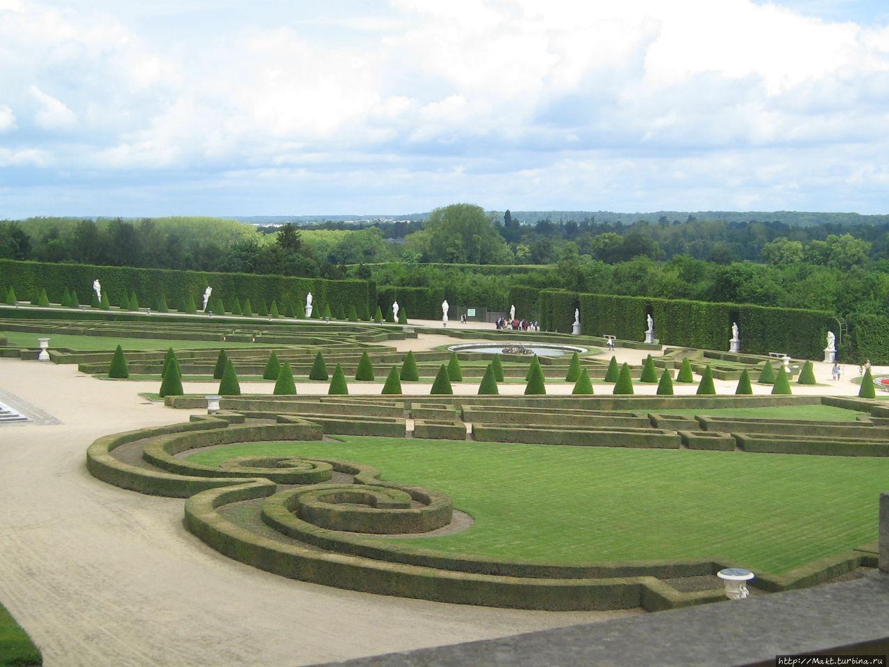 Парк Версаля