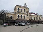 неработающий вокзал Ж-водска