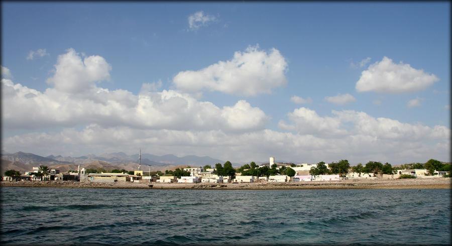 Рыбалка в заливе Таджура Таджура, Джибути