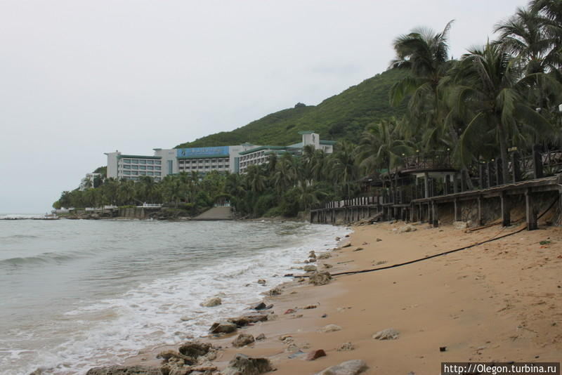 Китайские Гавайи — Плюсы или минусы Санья, Китай