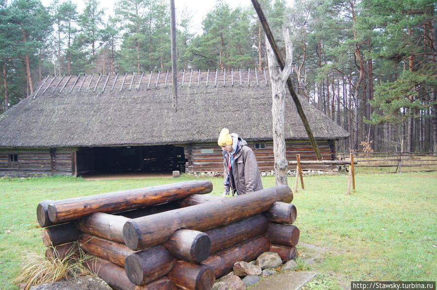 музей под открытым небом Rocca al Mare / Estonian Open Air Museum