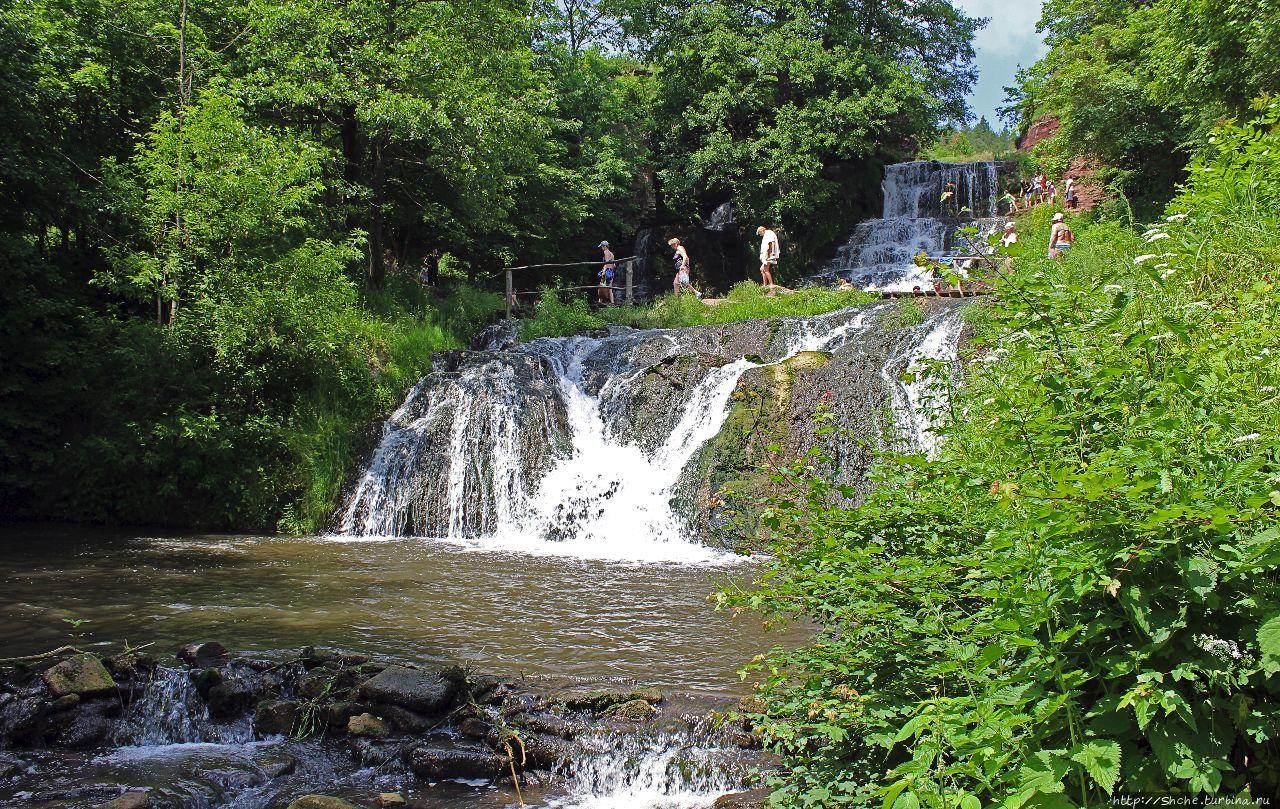 Джуринский водопад — возможно самый красивый водопад Украины