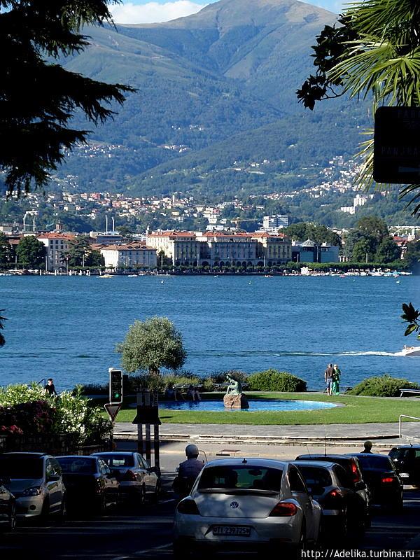 Разнообразие культур в Лугано Лугано, Швейцария