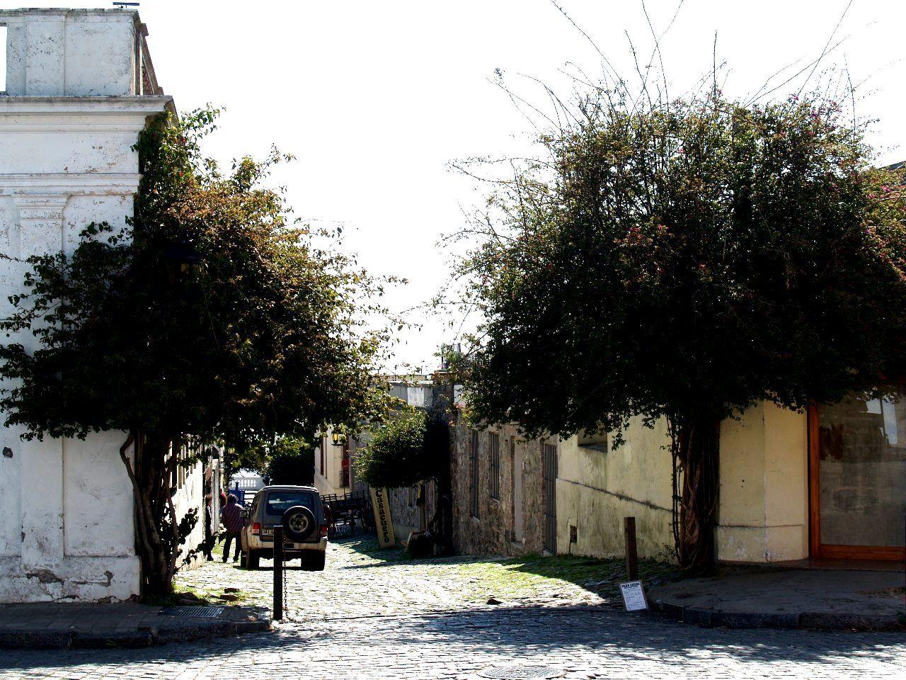 Исторический Центр Колония-дель-Сакраменто Колония-дель-Сакраменто, Уругвай