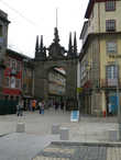 Ворота в город Arco da Porta Nova