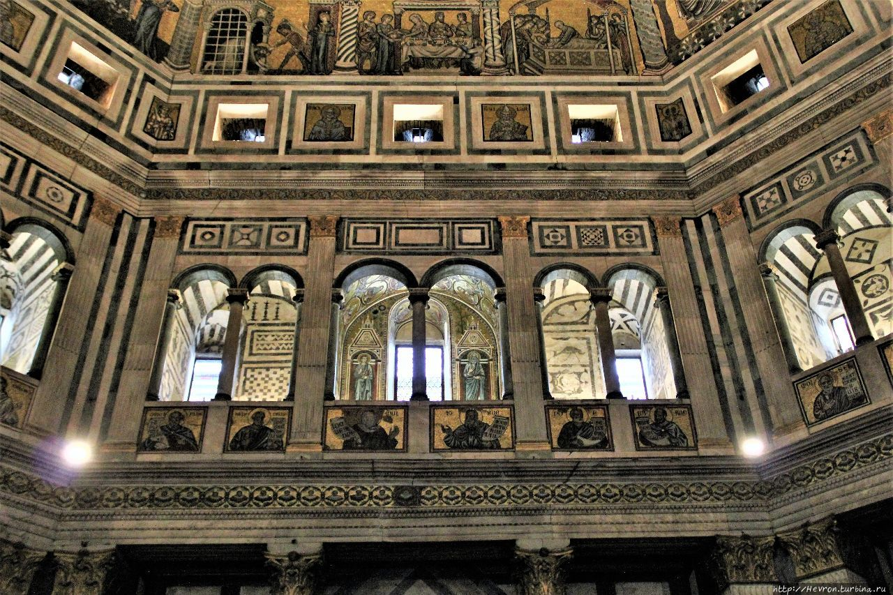 an essay on the florence baptistery The baptistery of florence is located in piazza duomo, right in front to florence cathedral visit florence and admire the gates of paradise by ghiberti and the.