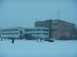 Зимняя Кемь: