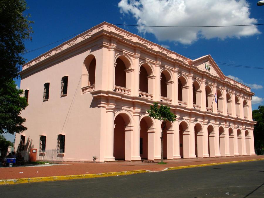 Здание Эль Кабильдо. Найдено в сети