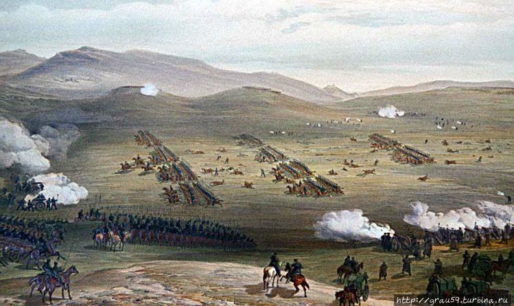 Балаклавская битва (фото