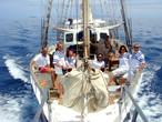 Яхте Spirit of the Pacific (Дух Тихого океана) не страшны океанские просторы