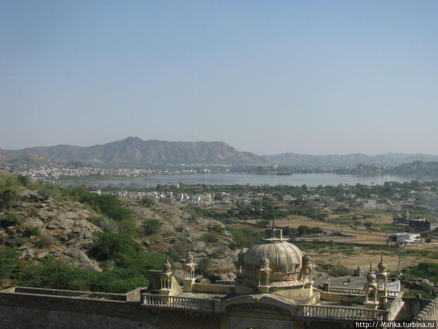 Аджмер, Раджастан, Индия Пушкар, Индия