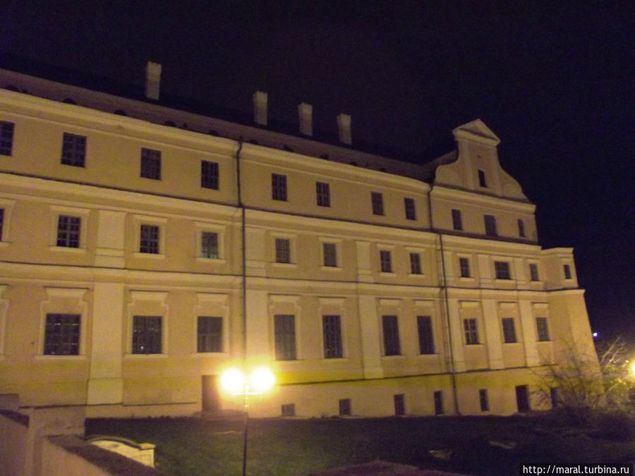 Иезуитский коллегиум Пинск, Беларусь