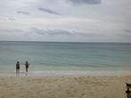 Багамский пляж.