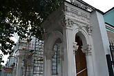 Реставрация идет полным ходом. Здание управления культуры Тамбова в прошлом — аптека Карла Гакена