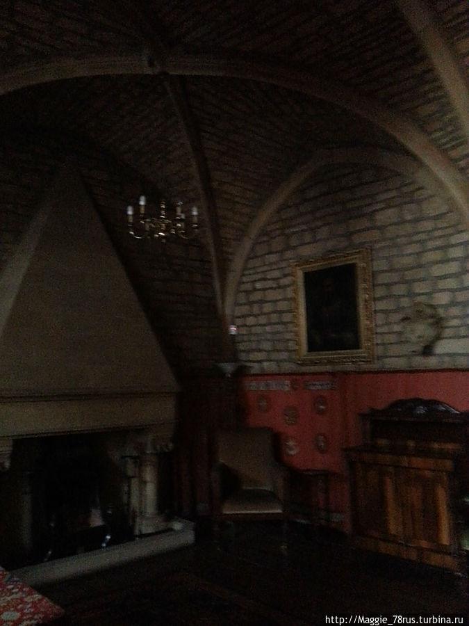 Самая старая часть аббатства