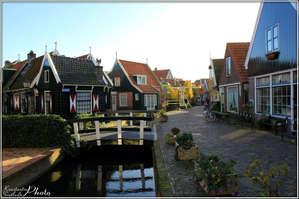 Волендам — погружение в атмосферу нидерландской деревушки