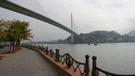 Мост Бай Чай и бухта Ха-Лонг