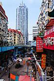 Типичная картина китайского города