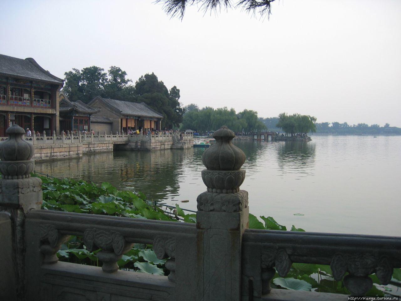 Парк Ихэюань – Парк процв