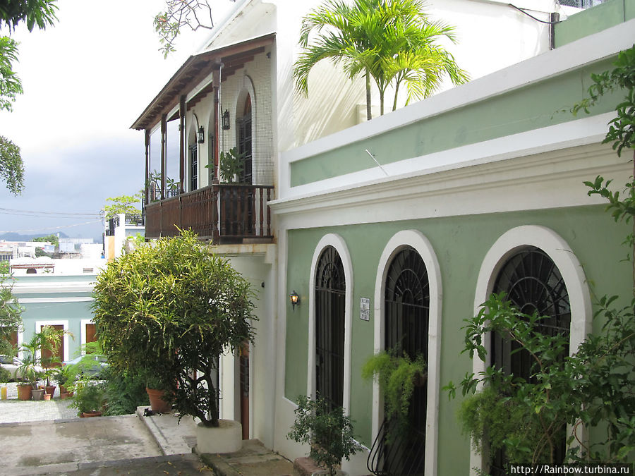 Как не влюбиться в такую столицу? Сан-Хуан, Пуэрто-Рико