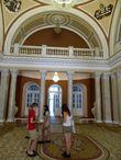 Колонный зал дворца Румянцевых-Паскевичей