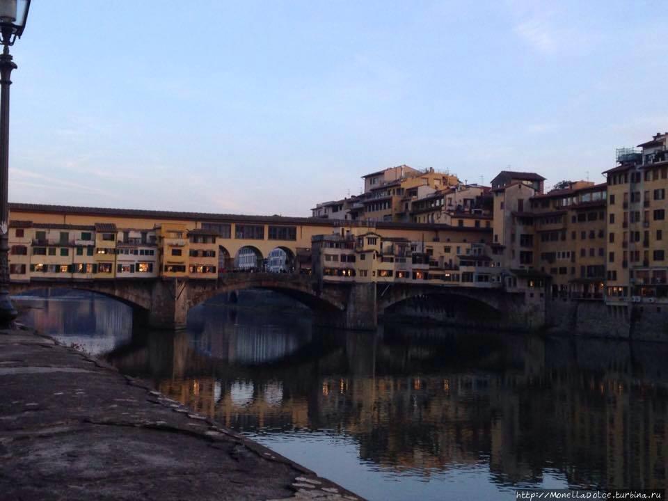 Флоренциа: район Олтрарно, Арно, джардино Боболи Флоренция, Италия