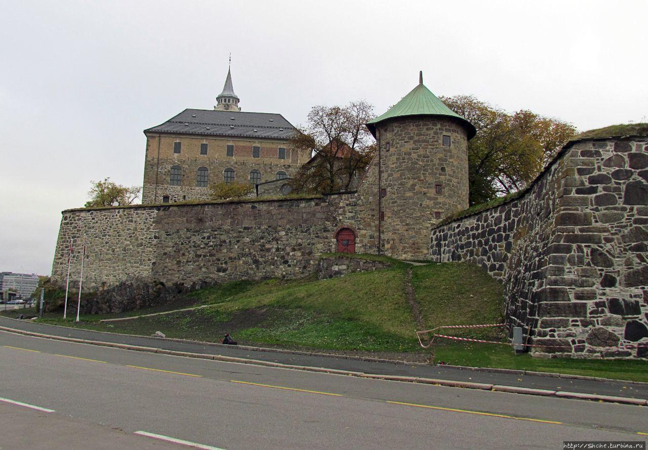Крепость Акерсхус Осло, Норвегия